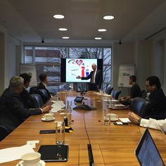 The Deloitte Academy hosts an update and debate on the digital mobile MiFAN initiative