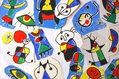 manualidades infantiles para pintar