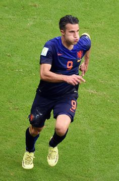 2014 World Cup: Spain vs. Netherlands