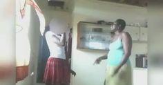 Mamma frusta figlia: aveva pubblicato su Facebook foto nuda | Video