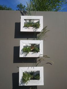 Find This Pin And More On Outside U0026 Garden.. Decoration For Garden Walls   Use For Herbs