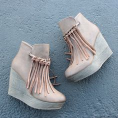 """3 3/4"""" heel (size 8.5). 5 1/2"""" boot shaft, 1"""" platform. Interior side-zip closure. Padded insole. Synthetic upper, lining by sbicca , imported"""