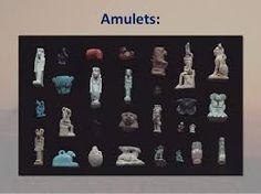 Image result for egyptian amulets facts