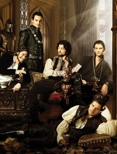 This show-----------------> (The Tudors)