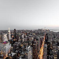 New York City Feelings - City veins by shironopaka