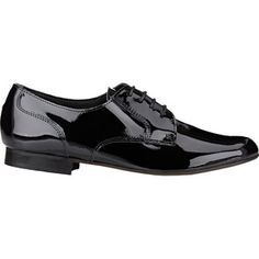 Barneys New York Lace-Up Derbys (polyvore is great for shoes)