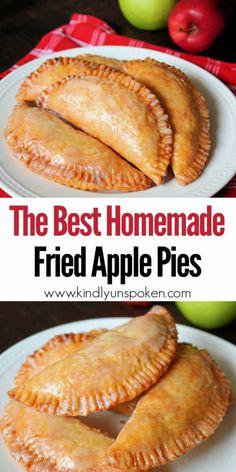 Apple Pie Recipes, Apple Desserts, Amish Apple Pie Recipe, Homemade Apple Pie Filling, Apple Hand Pies, Biscuits, Empanadas, Recipe From Scratch, Apple Pie From Scratch