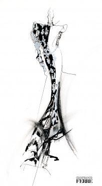 #fashion #moda #ilustracion #sketch #boceto