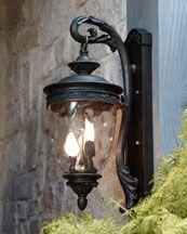 """""""Georgia"""" outdoor lantern"""