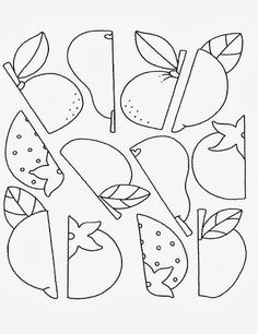 Crafts,Actvities and Worksheets for Preschool,Toddler and Kindergarten.Free printables and activity pages for free.Lots of worksheets and coloring pages. Coloring Worksheets For Kindergarten, Worksheets For Kids, Teaching Kids, Kids Learning, Vegetable Crafts, Art For Kids, Crafts For Kids, Quiet Book Patterns, Preschool Crafts