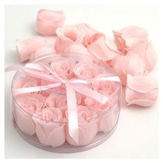 I'm learning all about Wrapables Rose Scented Pink Rose Soaps at @Influenster!