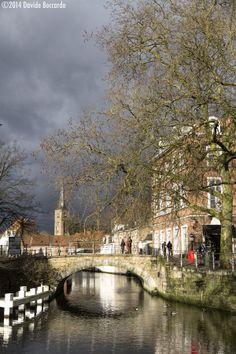 Bruges by Davide Boccardo on 500px