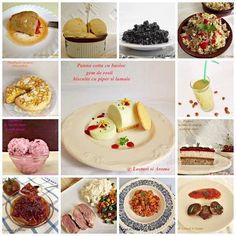 Carte de bucate - luna august 2015 Panna Cotta, Cooking, Ethnic Recipes, Book, Kitchen, Dulce De Leche, Book Illustrations, Books, Brewing