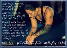 Strong is the new skinny inspiration  www.strongisnewskinny.blogspot.com  www.stronglola.com