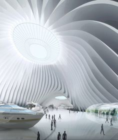 taichung convention center | Architect: Mad Architects