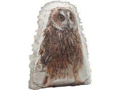 Poduszka Owl Fur — Poduszki — KARE® Design