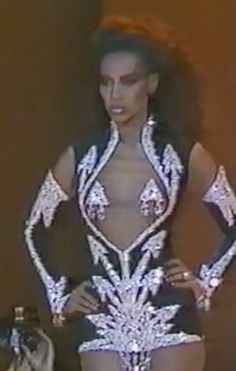 1988 - Thierry Mugler show
