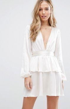 Majorelle Silk Berkshire Dress