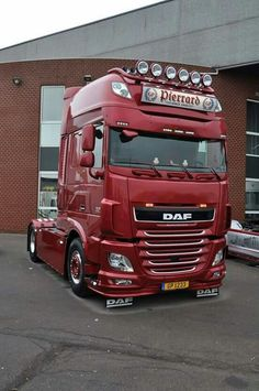 DAF TRUCK-Cabover