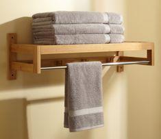 Nice Bathroom Shelves Ideas #BathroomShelves #ShelvesIdeas
