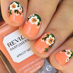 you should stay updated with latest nail art designs, nail colors, acrylic nails… ~ THE PİN Trendy Nails, Cute Nails, My Nails, Rock Nails, Nails Inc, Spring Nails, Summer Nails, Summer Nail Art, Fall Nails