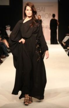 Abaya Couture with DAS - Haute Muslimah
