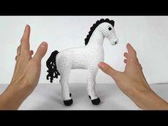Crochet Butterfly Pattern, Crochet Animal Patterns, Stuffed Animal Patterns, Crochet Animals, Amigurumi Patterns, Dinosaur Stuffed Animal, Crochet Horse, Crochet Art, New Toys