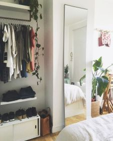 Cool apartment studio decorating ideas on a budget (75)