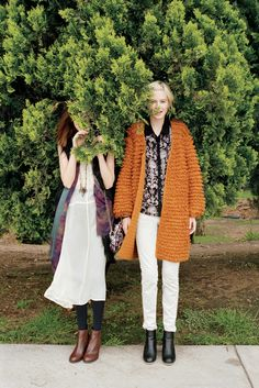Urban Outfitters -- Fall 2012 Catalog __  Photography: Julia Burlingham