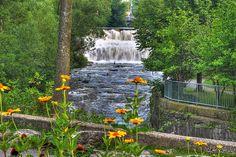 0013 Glen Falls Of Williamsville New York Series