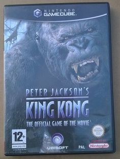 Peter Jackson s King Kong (Game Cube) COMPLETE