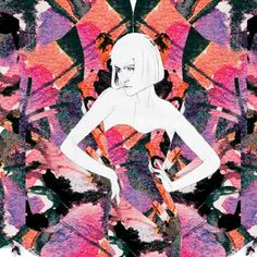 Francesca Waddell Fashion Illustrations