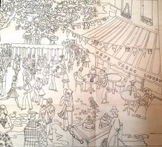 Artist Edition Secret Garden Coloring Book For Adults An Entire