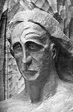 Sculpture by Rudolf Steiner 0010