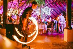 Fire dancers - Nadine and Lorenzo's Enchanted Parisian Wedding Parisian Wedding, Fire Dancer, Event Styling, Dancers, Enchanted, Bride, Image, Style, Wedding Bride