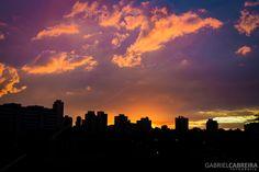Sunset em Bauru-SP