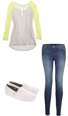"""Comfy School Outfit"" by maddie-kibbee on Polyvore"