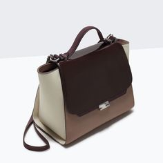 COMBINATION CITY BAG-Bags-Woman-COLLECTION AW15 | ZARA United States