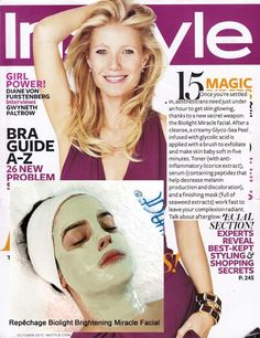 The Biolight Miracle Lightening Facial on sale in June at Coastal Skin Care Day Spa