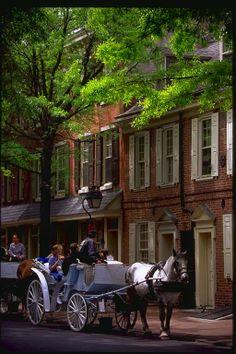 Society Hill - Philadelphia, Pennsylvania