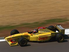 1996 Rubens Barrichello (Benson  Hedges Total Jordan Peugeot), Jordan 196 - Peugeot A12 EV5 3.0 V10