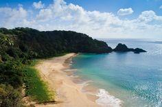 Baia do Sancho, au Brésil, première plage au classement TripAdvisor.