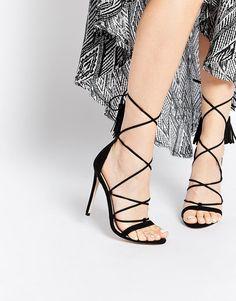 HINDSIGHT Heeled Sandals