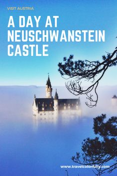 If you find yourself in the Bavarian countryside you must take a trip to Neuschwanstein Castle. Located in Fussen, Germany. Road Trip Europe, Backpacking Europe, Europe Travel Guide, Travelling Europe, Travel Guides, Traveling, Europe Destinations, Honeymoon Destinations, Amazing Destinations