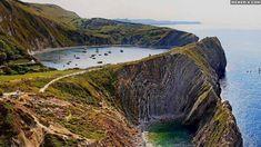 #LulworthCove #Dorset #England