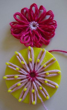 Flower Looms: Joining Flowers as You Go