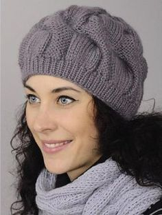 Cap with wide pigtails Published: Category: Cap Views: 4536 Keyword: Ca. Cap with wide pigtails Published: Category: Cap Views: 4536 Keyword: Cap with wide pigtails, knit cap, cap Stri. Knitting Websites, Knitting Blogs, Beanie Knitting Patterns Free, Free Knitting, Knitting Needles, Knitted Blankets, Knitted Hats, Point Mousse, Crochet Cap