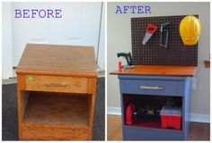 Before and After | FEBETH ( Diary of a Domesticated Blogger)