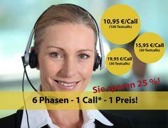 Kundenzufriedenheit steigern mit Myster-Calling. Jetzt sensationelle Sonderkonditionen.