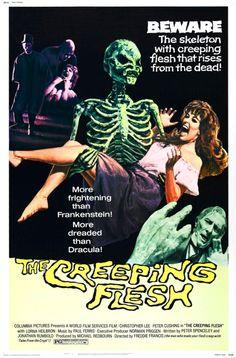 The Creeping Flesh (1973).